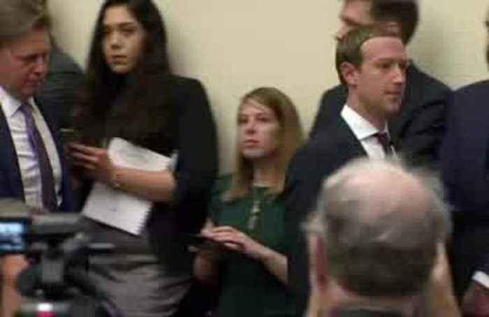 Zuckerberg reassures Congress on his digital currency