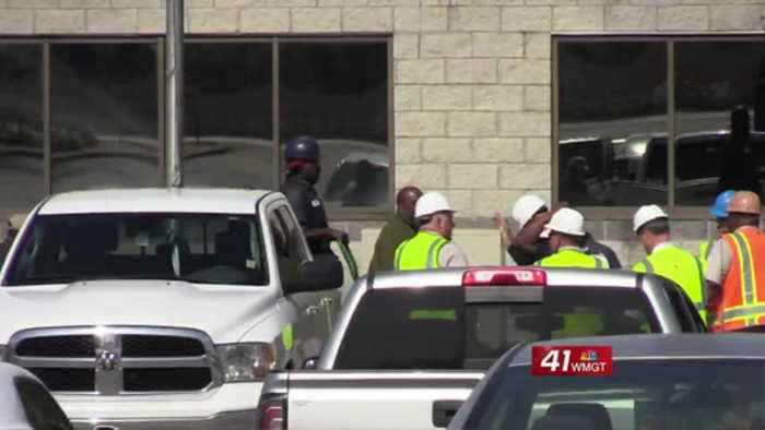 Tyson Foods closes after roof collapses due to Nestor
