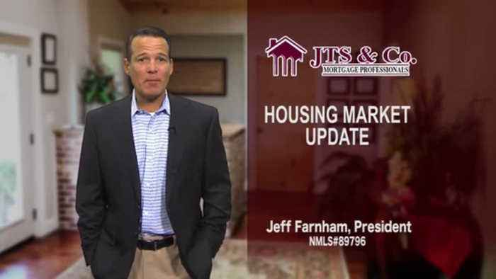 JTS Mortgage Minute 10/22/19 - Refinancing Your Home