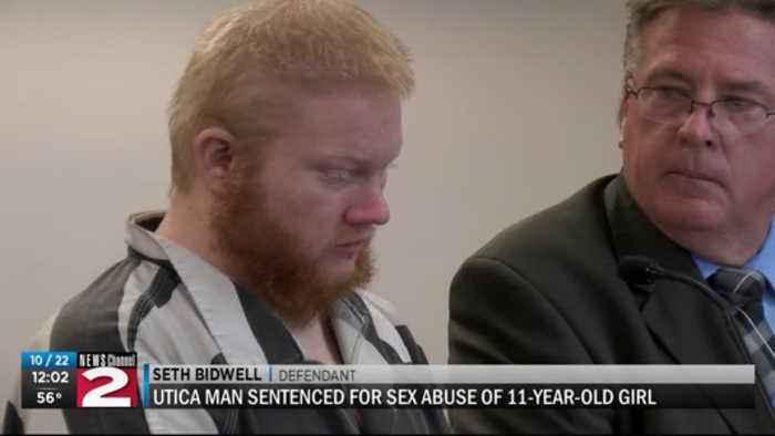 Utica man sentenced for sex abuse