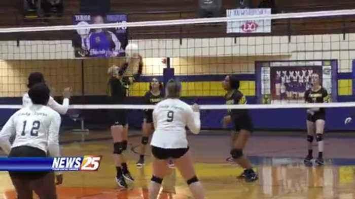 High School Volleyball: Bay High vs. Northeast Jones