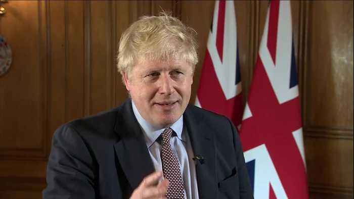 Boris Johnson calls for December election