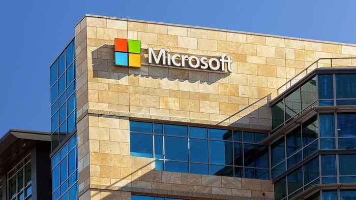 Jim Cramer on Microsoft's Earnings