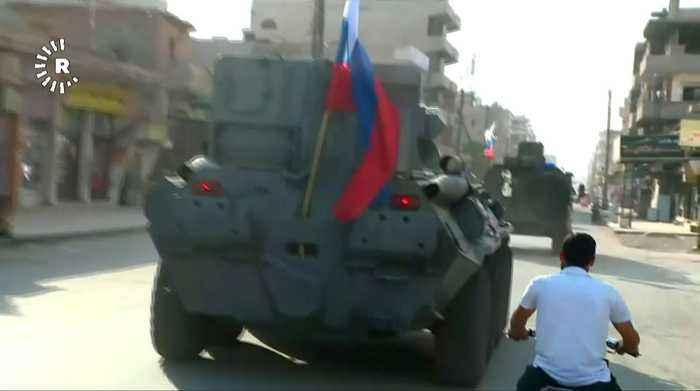 Russia military police deploy in north Syria under truce deal