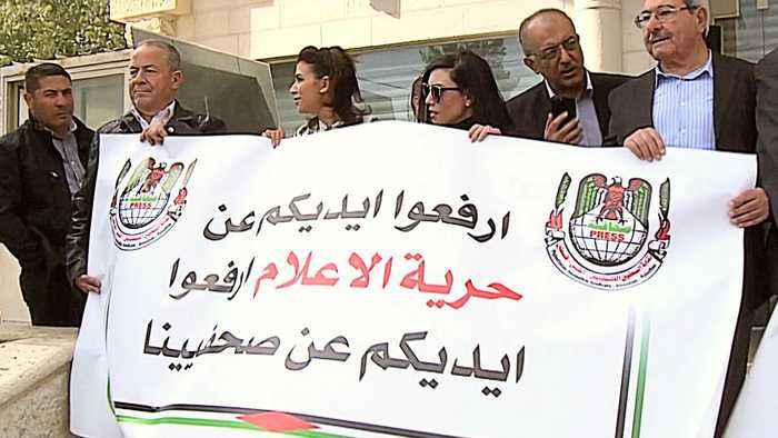 Ban on Palestinian websites challenged in West Bank