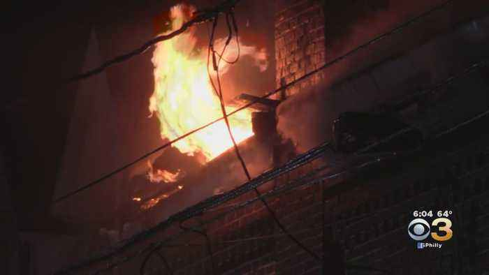 Community Members Donate To Fire Fund After Dozens Displaced By Massive Allentown Fire