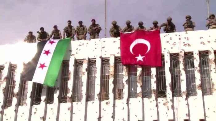 U.S. to boost troop presence near Syria oil fields