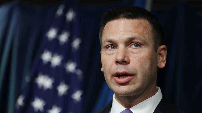 Kevin McAleenan Says He Won't Testify In Hearing, Despite Subpoena