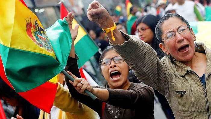 UN backs audit of Bolivia election results