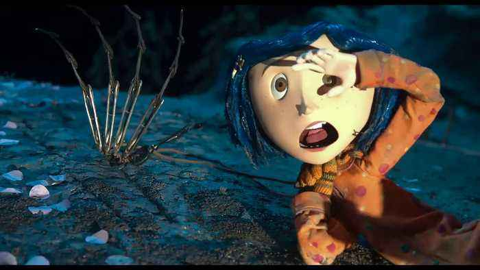 Coraline Film Clip - Lending A Hand