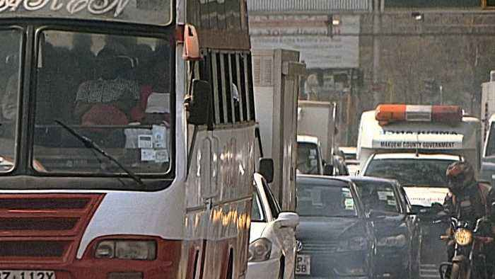 Nairobi commuters grow impatient with gridlock