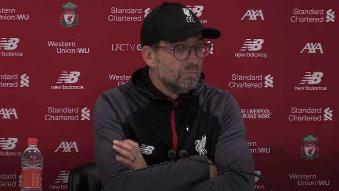 Jurgen Klopp praises Liverpool's 'dominant' counter-attack after victory against Tottenham