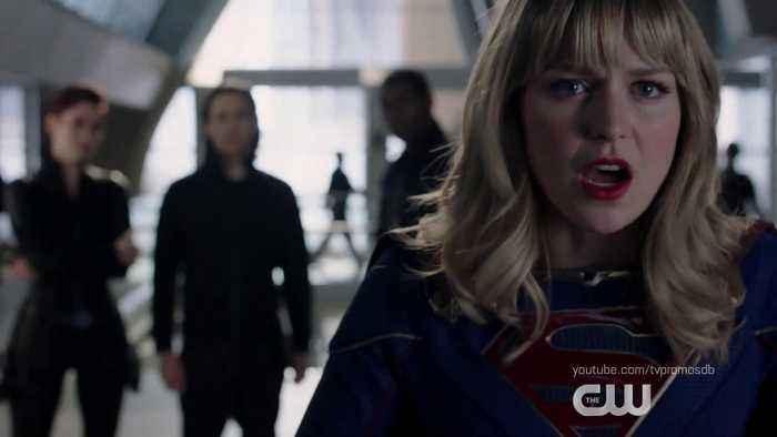 Supergirl S05E05 Dangerous Liaisons