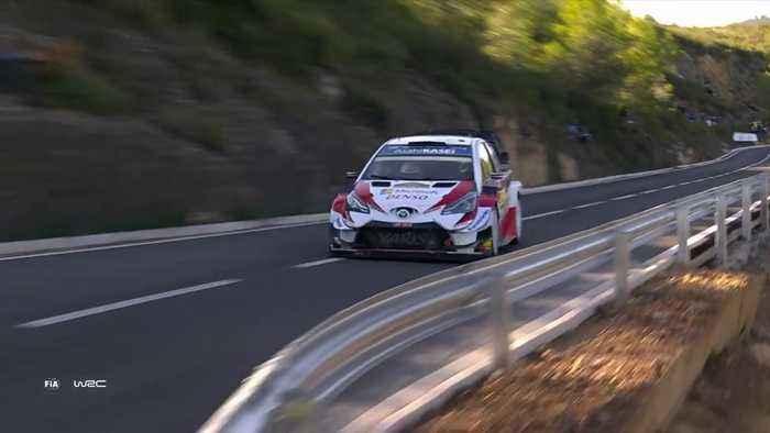 RallyRACC Catalunya - Rally de España Sunday