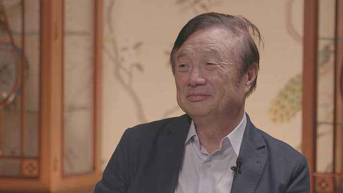 Huawei CEO: 'US companies will suffer the most'