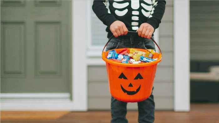 Mom Find Possible Drug Substance In Child's Candy Bag