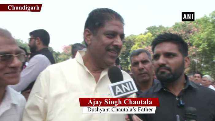 BJP JJP govt to stay afloat for 5years in Haryana Ajay Singh Chautala