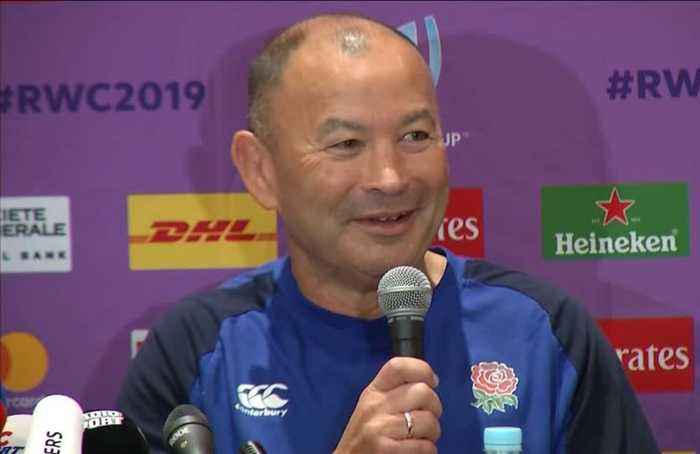 We've given the country something to think about other than Brexit! - Eddie Jones