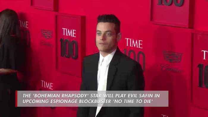 Rami Malek's Bond villain will be a 'nasty piece of work'