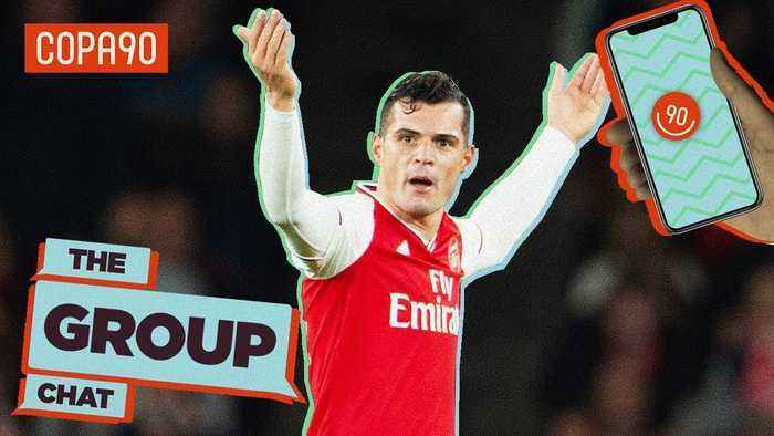 Are Xhaka and Emery Finished at Arsenal? | The Group Chat