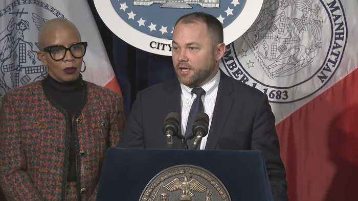 City Council Speaker Corey Johnson On Andy King Discipline
