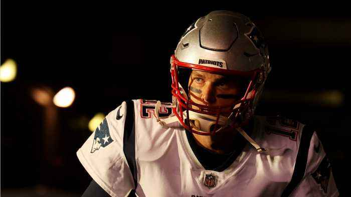 Tom Brady Stays After Game For Son To Meet Odell Beckham Jr.