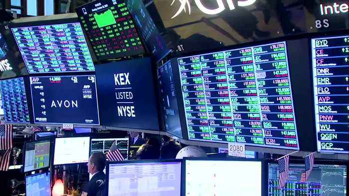 S&P 500 closes at record; Google parent hit by costs