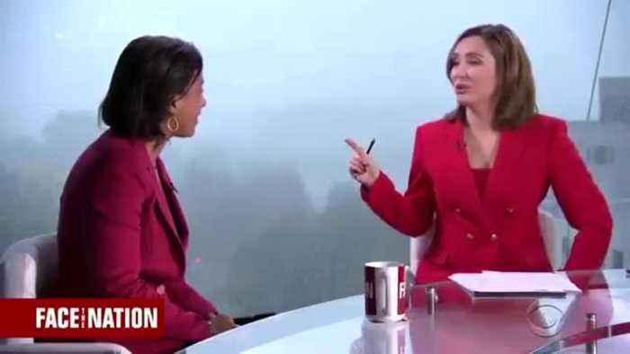 Susan Rice on Trump notifying Obama of ISIS raid