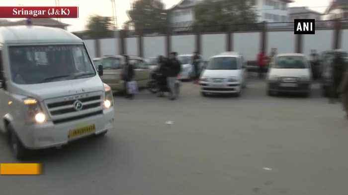 9 injured in grenade attack in JK Sopore