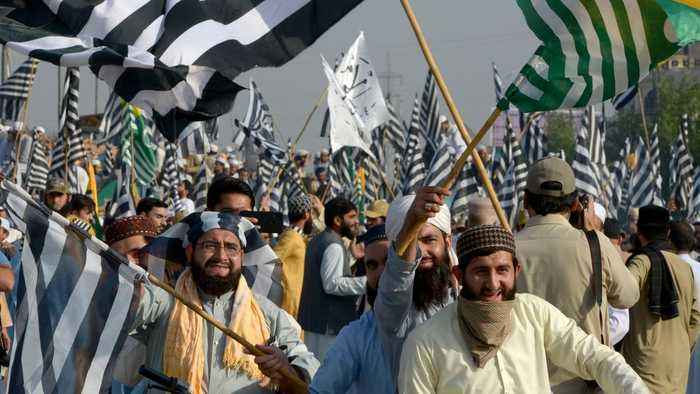 Azadi March: Pakistan's opposition protests enter third day