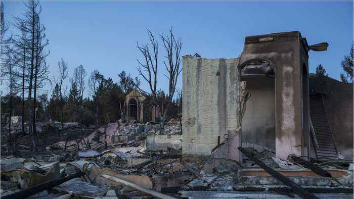 California Readies For More Fires, Dangerous Winds