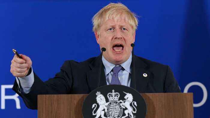 Enough Already: UK PM Johnson Wants Brexit Over And Done With