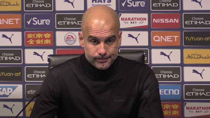 Guardiola pleased with Doyle and win