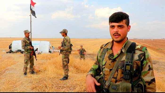 Kurd fighters complete pullout from Turkey-Syria border: Russia
