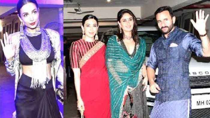 Diwali 2019: Inside Kareena Kapoor, Saif Ali Khan's celebrations with Sara, Ibrahim, Taimur.