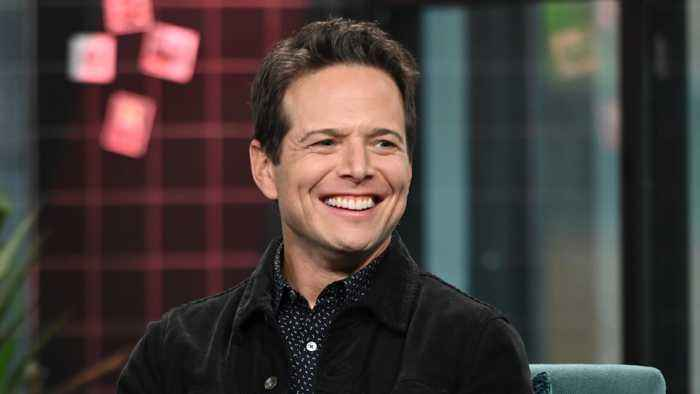 Scott Wolf Couldn't Help But Cry While Watching 'Party of Five' Episodes