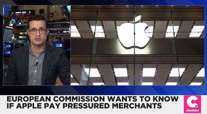 European Commission Looking Into Whether Apple Pressured Merchants to Use Apple Pay