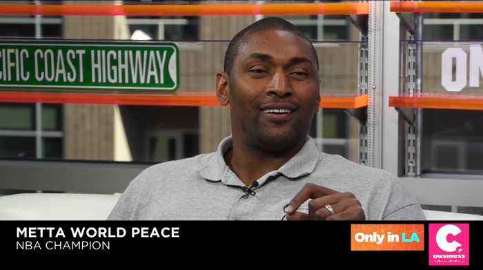 'Speak Your Mind': Former NBA Star Metta World Peace on League's Rift With China