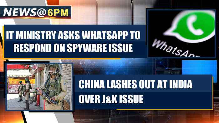 NEWS @ 6 PM, OCTOBER 31st   OneIndia News