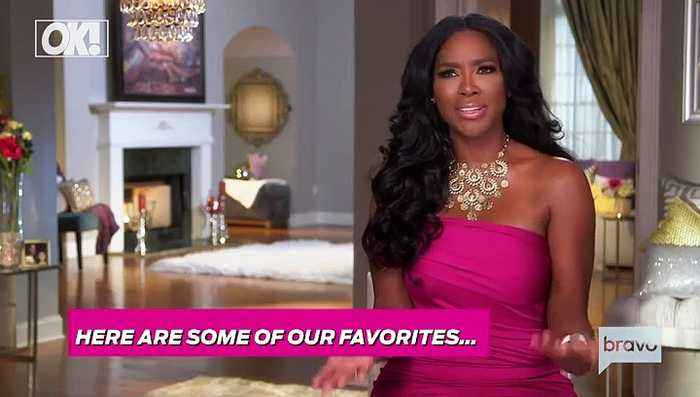 Kenya Moore's Most Savage Clapbacks — 'I Know I'm Not A Duck Like Your Lips'