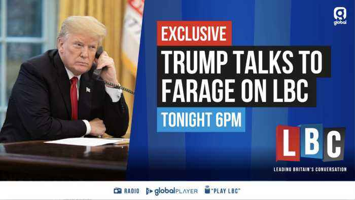 TRUMP: On Current Brexit Deal And What Boris Should Do