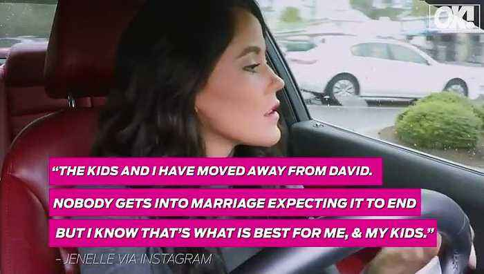 Fired 'Teen Mom' Star Jenelle Evans Announces She's Divorcing David Eason