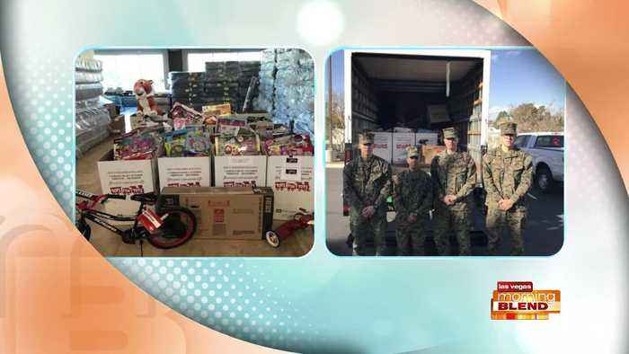 'Toys For Tots' Drive At Best Mattress