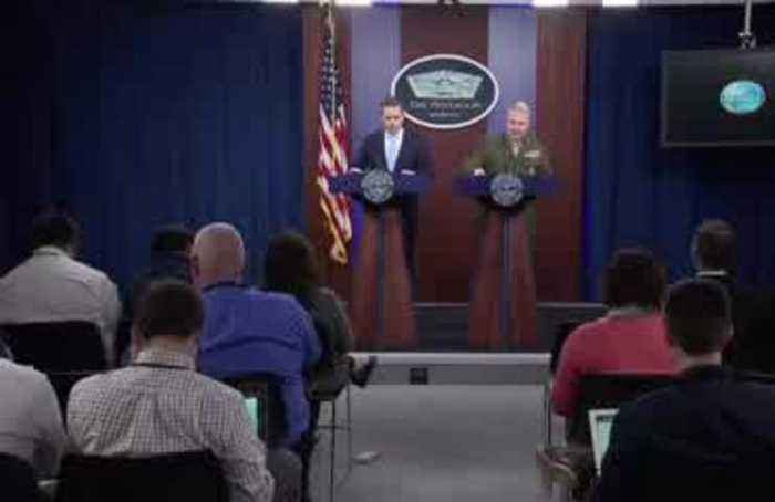 U.S. releases new images of Baghdadi raid