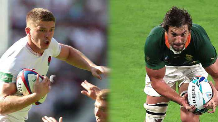 England v South Africa: World Cup final match preview