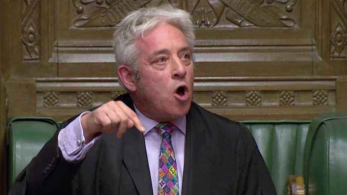 John Bercow: A symbol of UK parliamentary democracy bows out