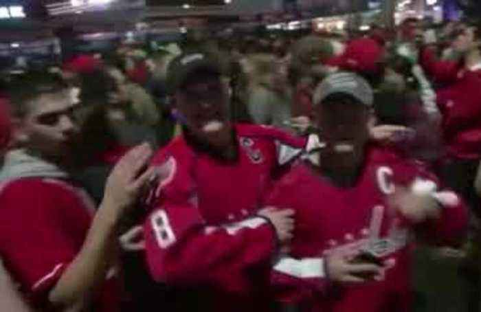 Nationals beat long odds to win World Series