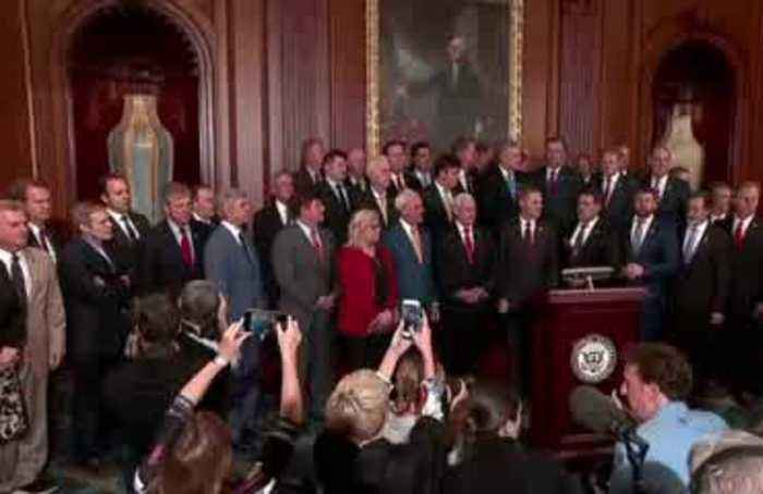 'It is a sad day' for the country: GOP after vote