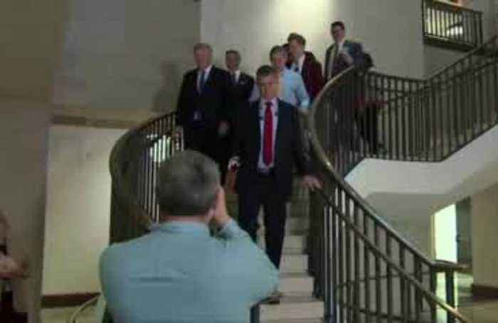Republican Rep. Jordan assails impeachment process