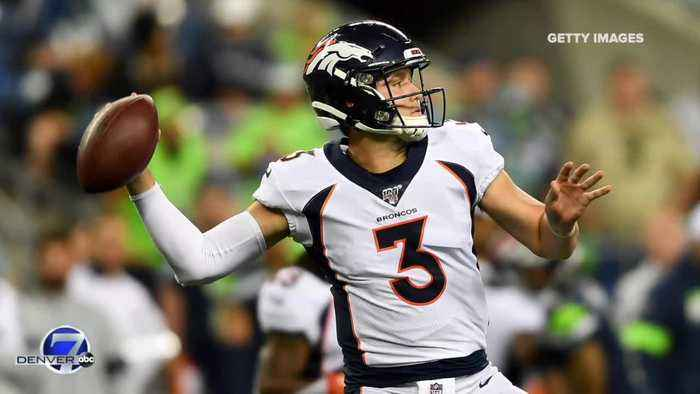 So, what's the plan for the Broncos at QB?